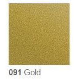 Oracal 651 Series CAD/CAM Plotter Vinyl 091 Gold 630mm Wide