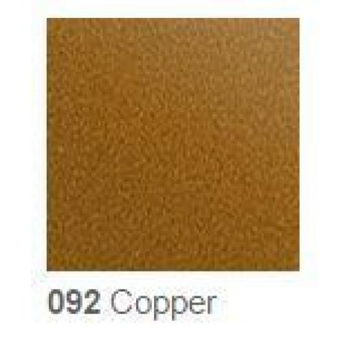 Oracal 651 Series CAD/CAM Plotter Vinyl 092 Copper 630mm Wide