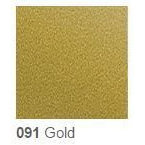 Oracal 651 Series CAD/CAM Plotter Vinyl 091 Gold 1260mm Wide