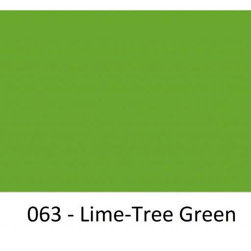 Oracal 651 Intermediate Cal Vinyl Gloss 063 Lime-Tree Green 630mm Wide