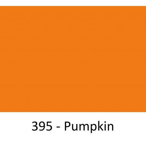 1260mm Wide Oracal 551 Series High Performance Cal Vinyl - Pumpkin 395