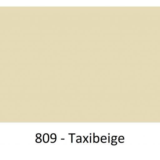 1520mm Wide Oracal 970 Rapid Air Premium Wrapping Cast Vinyl - Taxibeige 809 Gloss