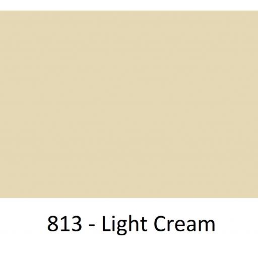 630mm Wide Oracal 551 Series High Performance Cal Vinyl - Light Cream 813