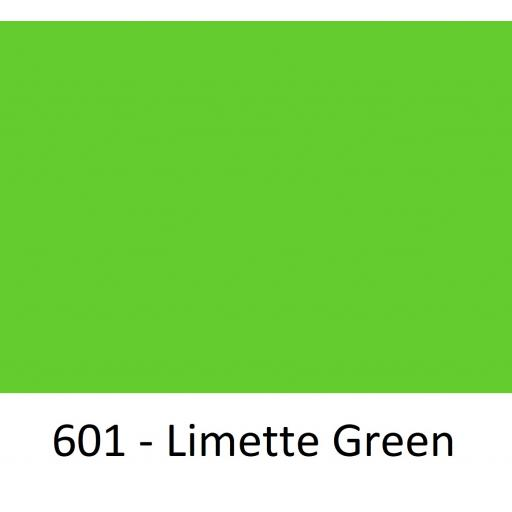 1260mm Wide Oracal 551 Series High Performance Cal Vinyl - Limette Green 601