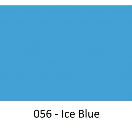 Oracal 751 Cast Vinyl 056 Ice Blue 1260mm Wide (Self Adhesive)