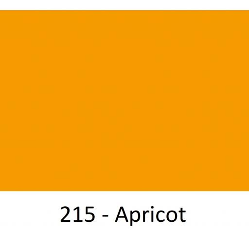 1260mm Wide Oracal 551 Series High Performance Cal Vinyl - Apricot 215