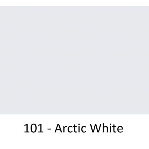 1260mm Wide Oracal 551 Series High Performance Cal Vinyl - Arctic White 101