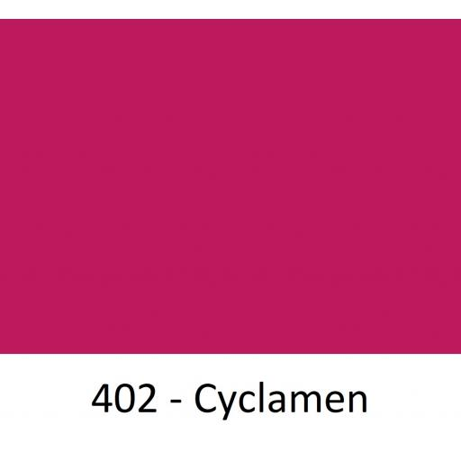 1260mm Wide Oracal 551 Series High Performance Cal Vinyl - Cyclamen 402
