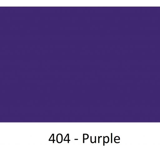 Oracal 651 Series CAD/CAM Plotter Vinyl Gloss 404 Purple 630mm Wide