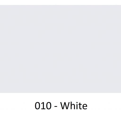 630mm Wide Oracal 641M Economy Calendered Vinyl - White 010 Matt