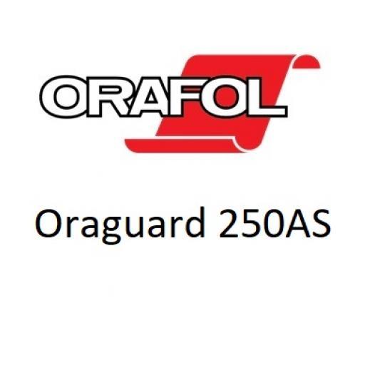1050mm Wide Oraguard 250AS Embossed Anti Skid Laminate