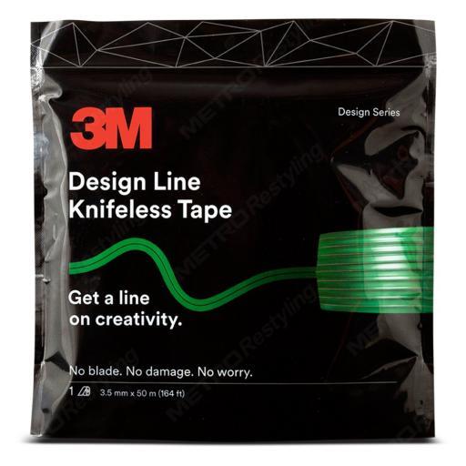 3M Knifeless Design Line Tape 50m Roll