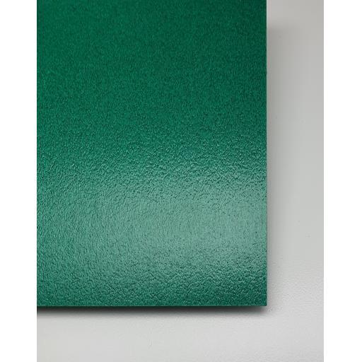 2440mm x 1220mm x 3mm Green Foam PVC (Matt)