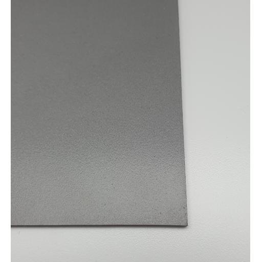 2440mm x 1220mm x 5mm Grey Foam PVC (Matt)