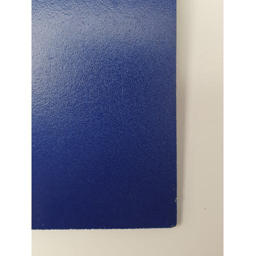 2440mm x 1220mm x 3mm Blue Foam PVC (Matt)