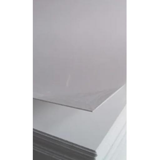 2000 x 1000 x 1mm White Extruded PVC Sheet