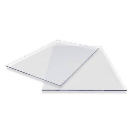 Clear Solid Polycarbonate Sheet Options